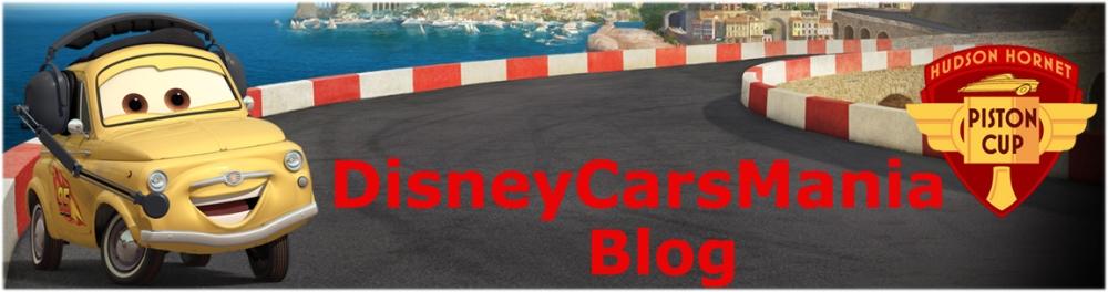 Bienvenue sur Disney Cars Mania