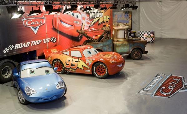 Sally disneycarsmania for Salon pixar paris