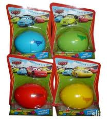Voici Une Série Inédite Spécial Paques, Des Oeufs Cars Mattel !! Et Oui,  Dans Chaque Oeuf Se Cache Une Voiture Cars. Il Ne Manque Plus Que Le  Chocolat !