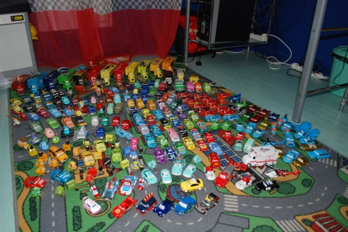 Camion A Vendre >> Notre collection Cars « Disneycarsmania