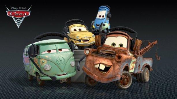 Copyright © Disney Pixar