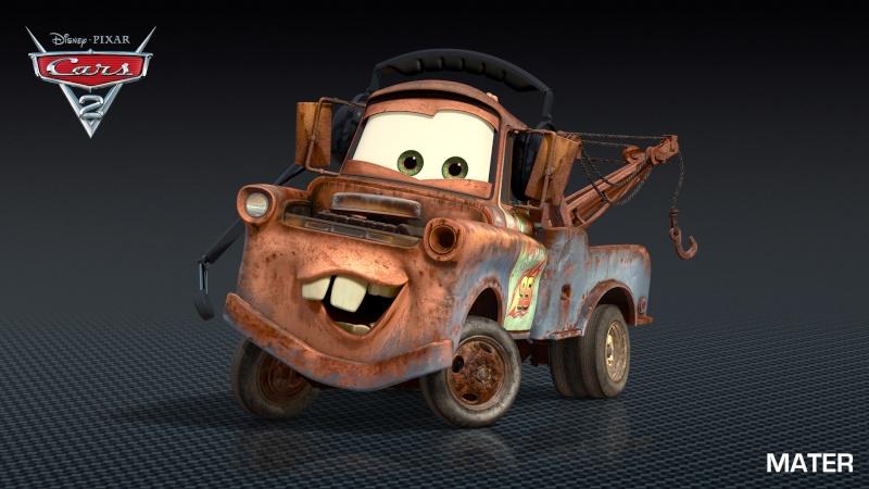 Disney Cars  Movie Characters