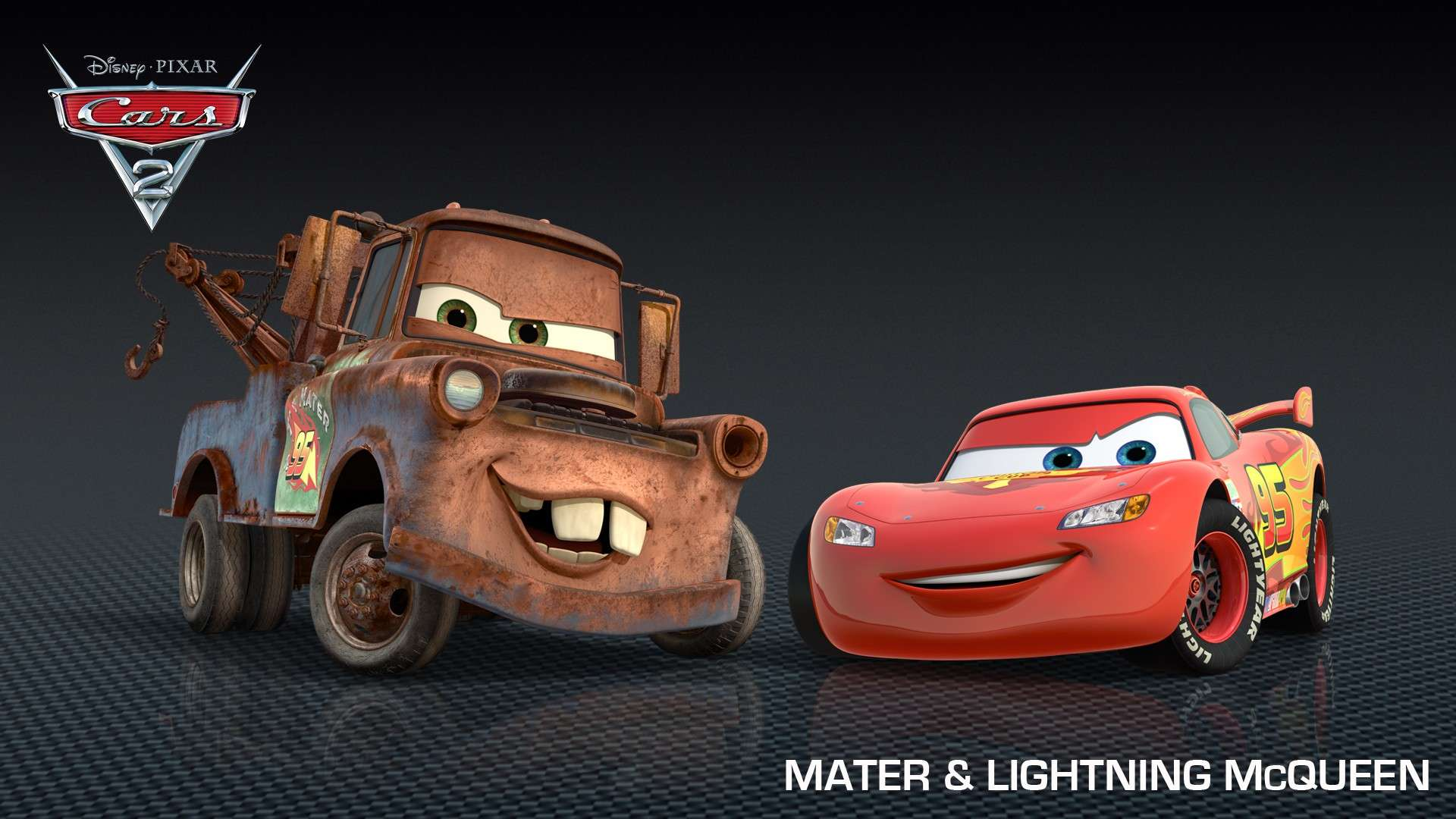 Disney pixar cars cars 2 descriptifs personnages - Mcqueen flash mcqueen ...