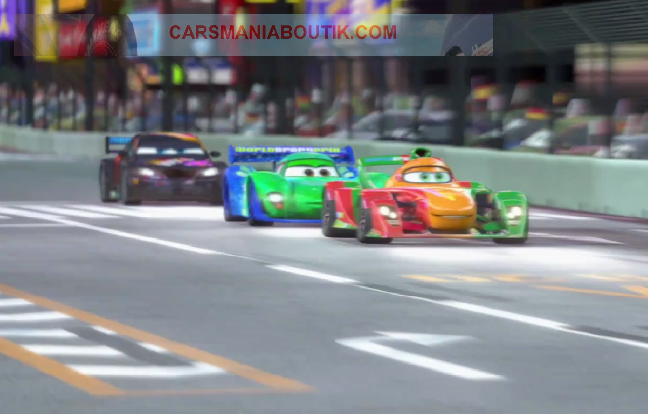 Disney pixar cars 2 images issues de la bande annonce disneycarsmania - Image a colorier cars 2 ...