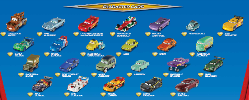 Mattel Disney Cars Join The Pit Crew Repair Toy Engine