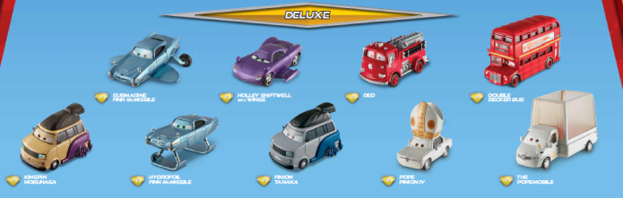 Mattel Cars