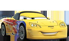 Jeff Corvette