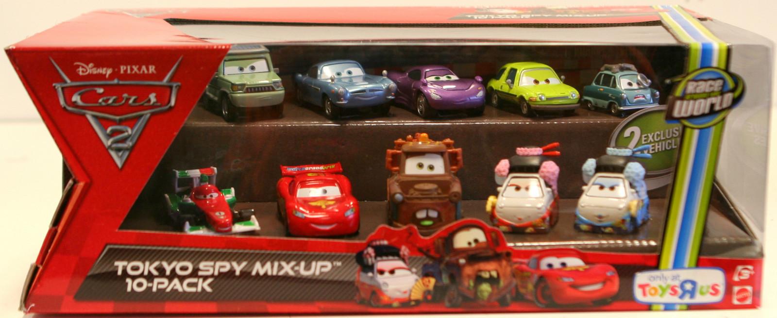 Mattel Cars  Lightning Mcqueen