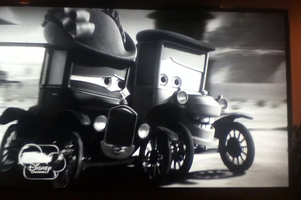 Cars  Lizzie