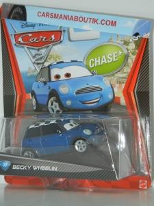 Becky wheelin voiture cars 2 disneycarsmania - Nom voitures cars 2 ...
