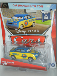 Race Oficial Tom voiture Cars 200