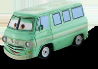 Dusty Rusteze cars
