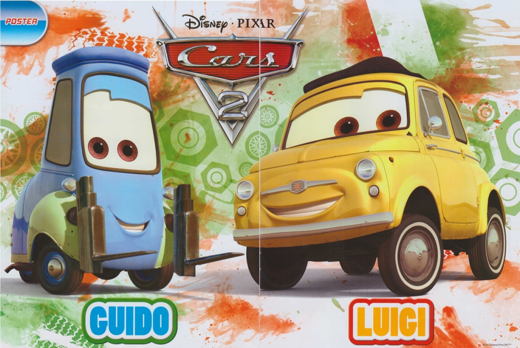 poster cars63