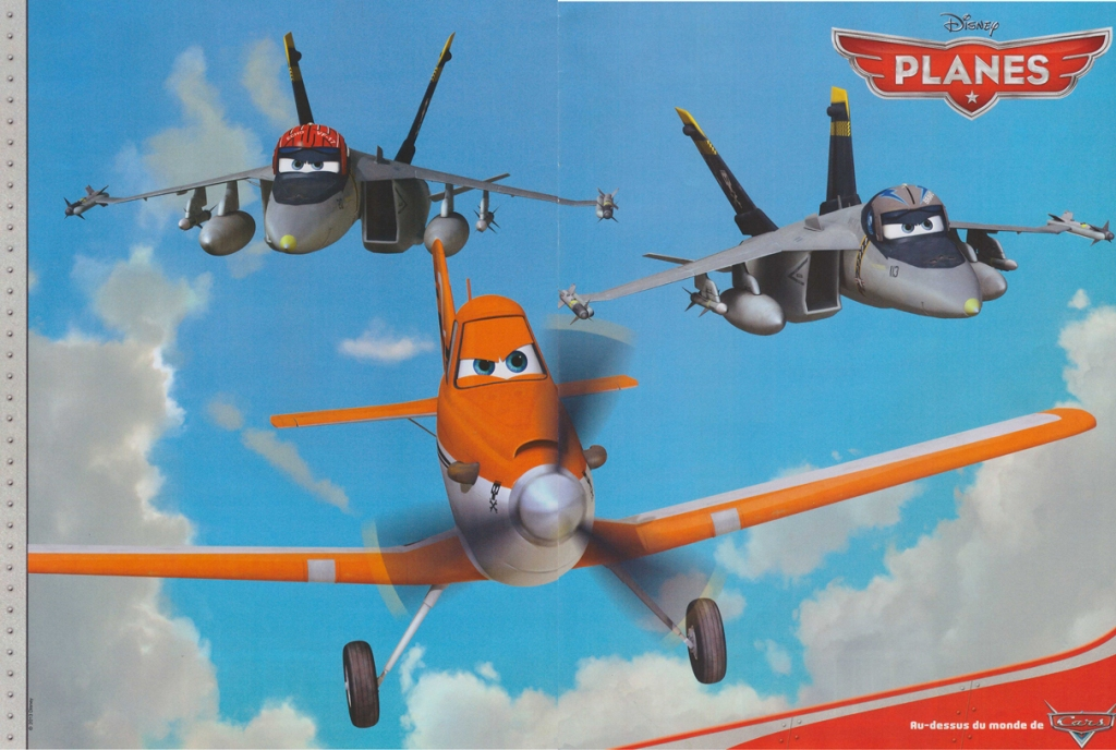 poster plane63