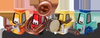 Village Band Cars
