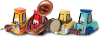 Village Band Cars