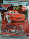 Crusin McQueen voiture Disney Cars 2015 ml