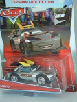 Kabuto voiture Disney Cars 2015 h