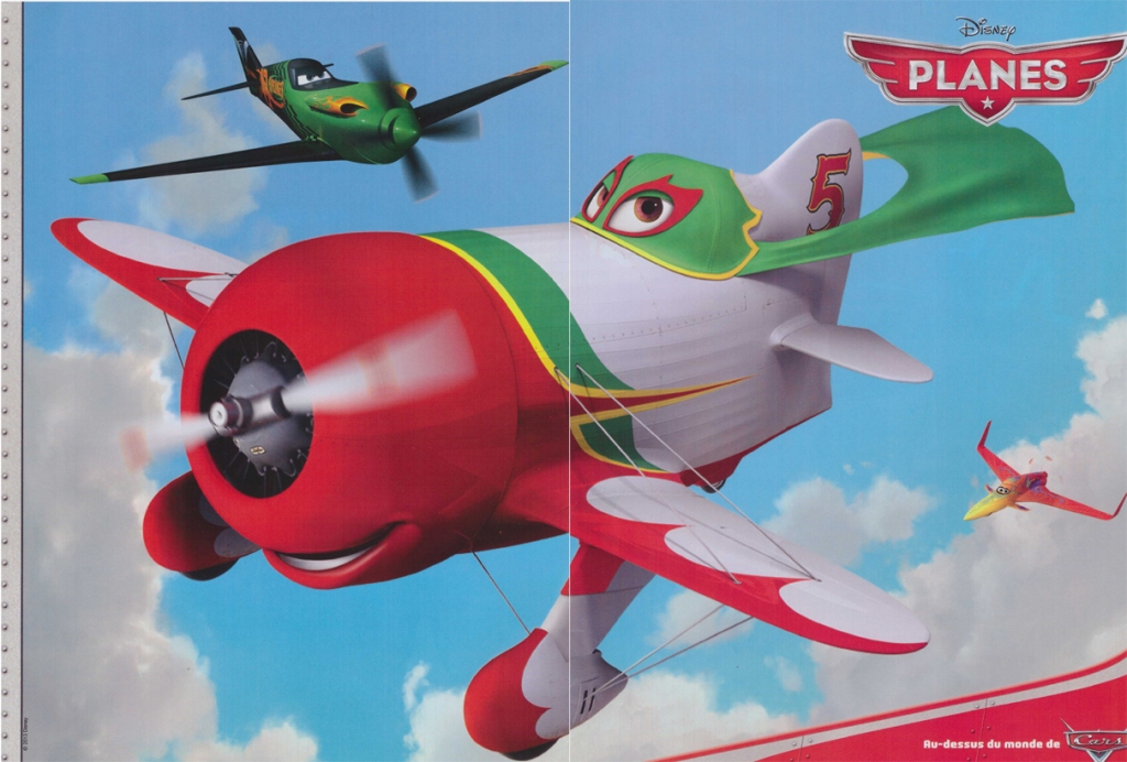 poster plane 64