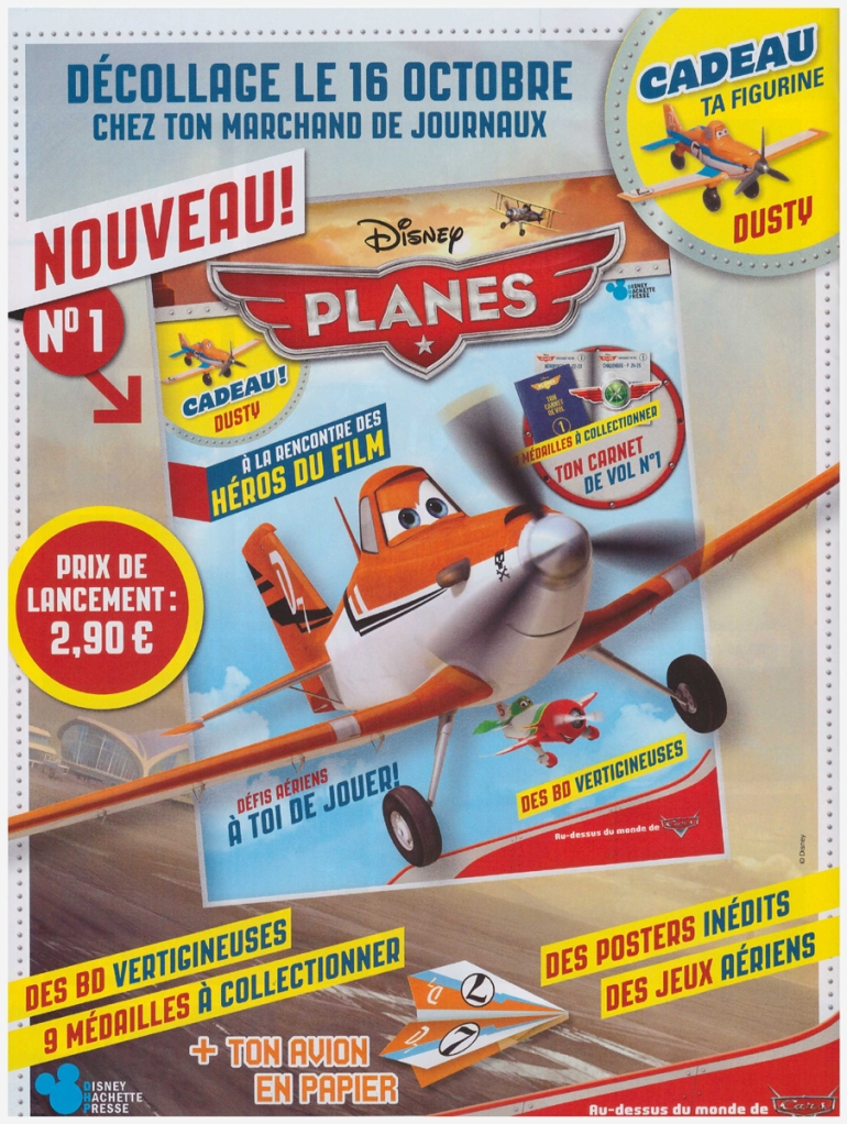 annonce planes mag