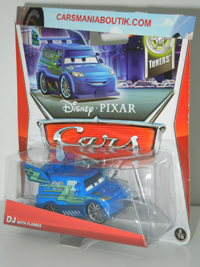 DJ voiture Disney Cars 2000