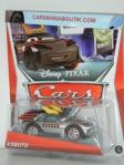 Kabuto voiture Cars 2 200