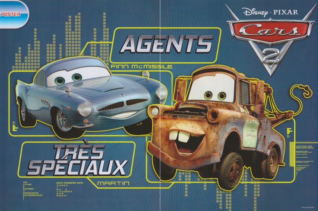 poster cars 65