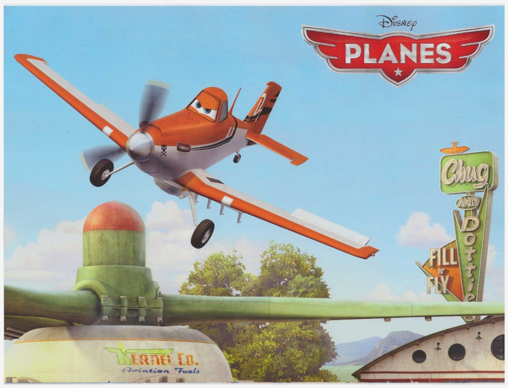 Poster planes 65