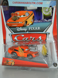 Snot Rod flammes voiture Cars 200