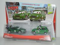 Austin Littleton & Nigel Cars 200