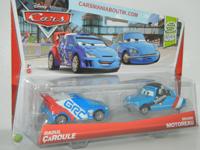 Bruno Motoreau & Raoul Cars 2000