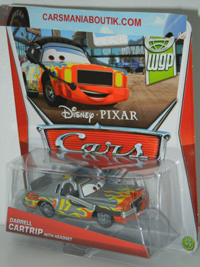 Darrel Cartrip voiture Cars 200