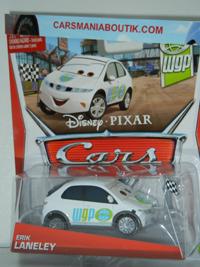 Erik Laneley voiture Cars 2 200