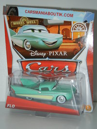 Flo_voiture_Disney_Cars_2013_m