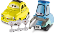 Luigi Guido Shaker cars 2013
