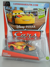 Miguel Camino voiture Cars 2 200