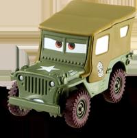 Sergent Cars 2013