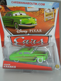 Edwin Kranks voiture Cars 200
