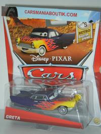 Greta voiture Cars 2000