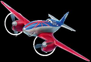 bulldog disney planes