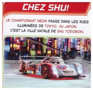 Shu Neon Cars