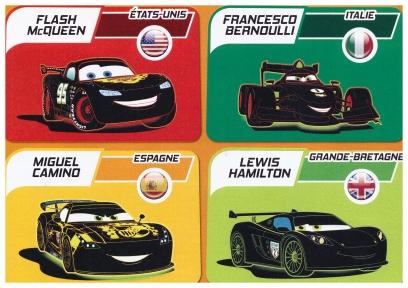 Cars Néons