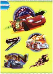 Autocollants Cars mag 71