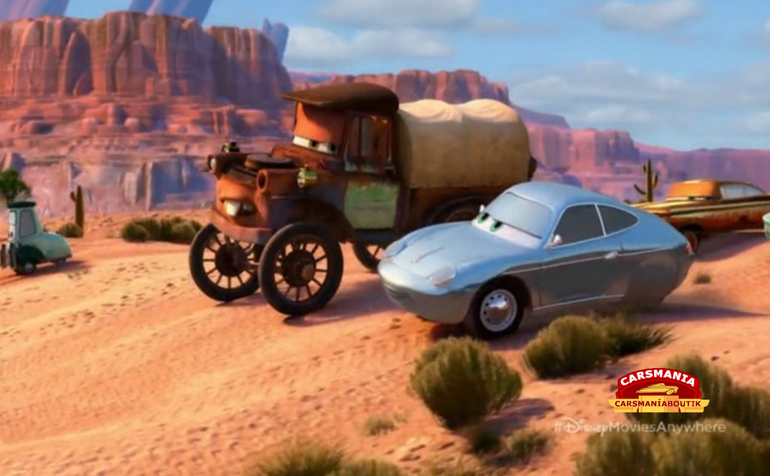 Cars  Sally Toy