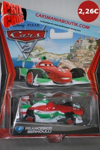 Disney Cars Francesco  Volt Battery Powered Ride On Charger