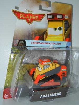 Avalanche Bulldozer Planes 2 Disney m