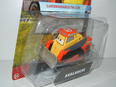 Avalanche Bulldozer Planes Disney m