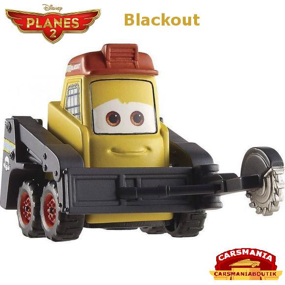 Blackout planes 2