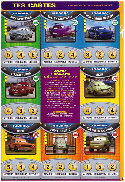 Cartes Cars magazine 73