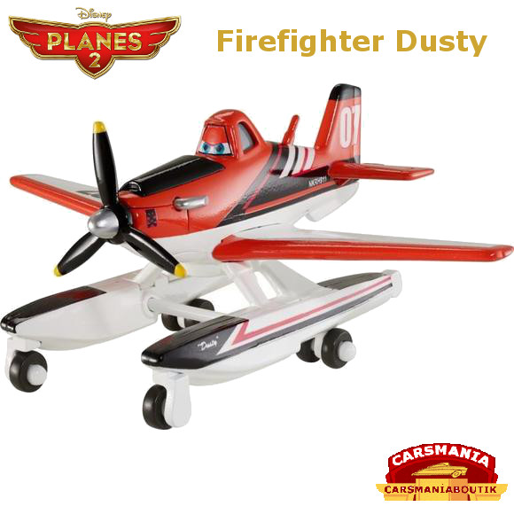 Firefighter Dusty planes 2